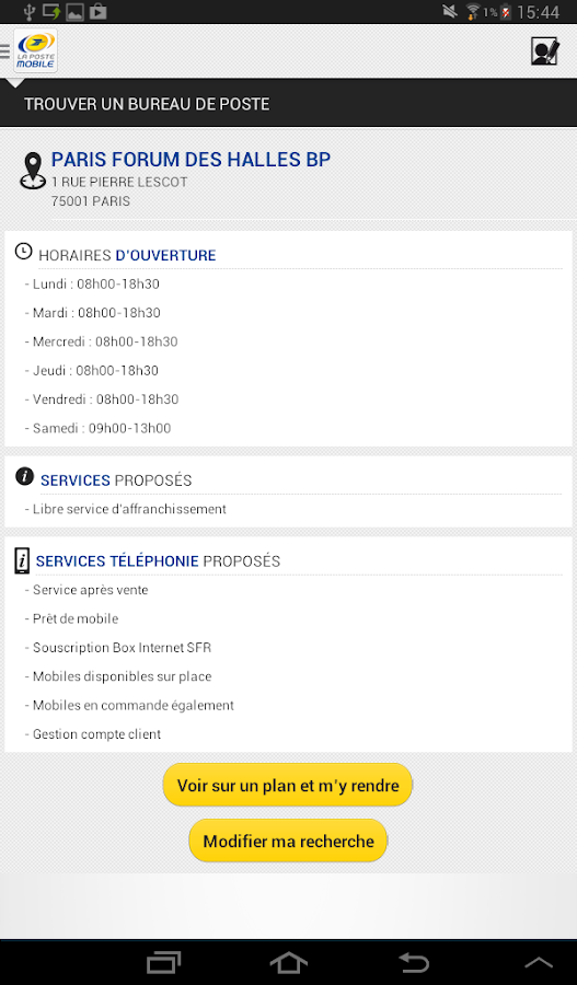 mon espace la poste mobile 1 1 2 apk by la poste mobile details. Black Bedroom Furniture Sets. Home Design Ideas