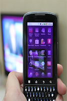 Screenshot of Transparent Screen by Camera