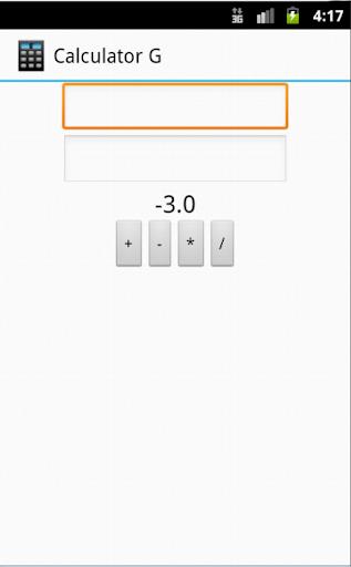 Calculator AG