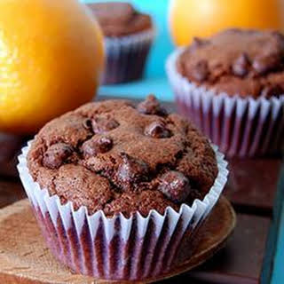 Easy-for-Kids Chocolate Muffins.