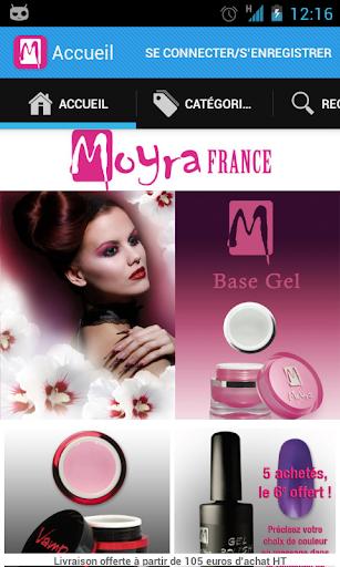 Moyra France