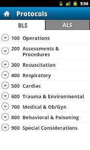 UPMC EMS Navigator - screenshot thumbnail