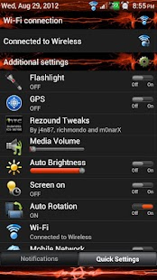 Orange Energy 3.6 Skin V2- screenshot thumbnail