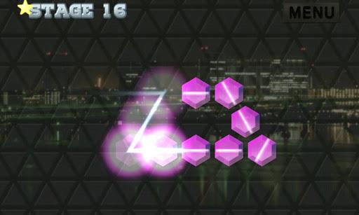 反射パズル ISHIKARI(いしかり)