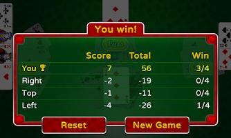 Screenshot of Big Big Big 2 (Free Card Game)