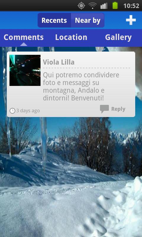 Andalo-Paganella-Dolomiti - screenshot