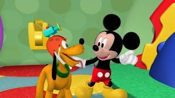 Mickey's Comet