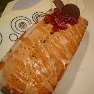 Spiced Pound Cake.
