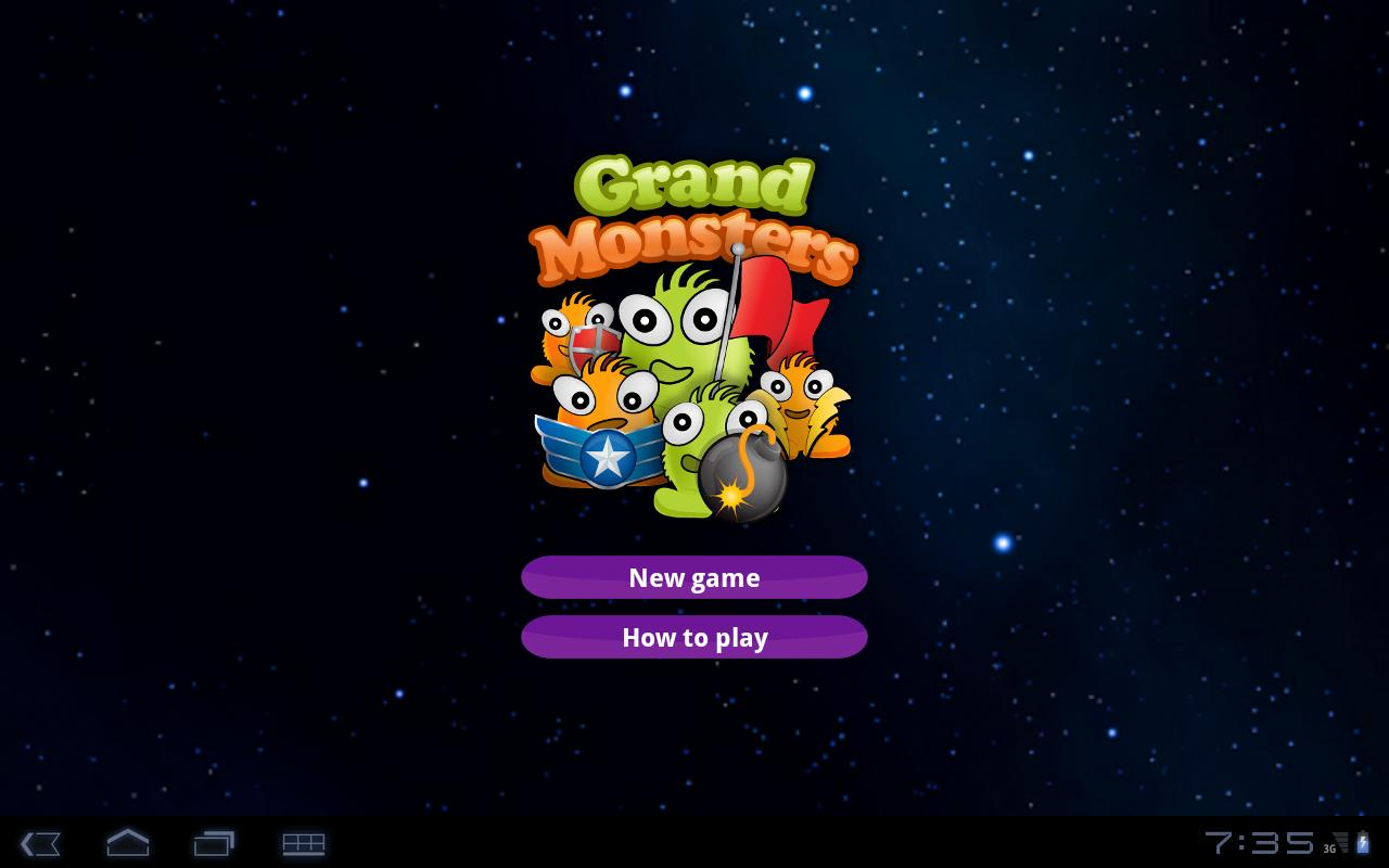 Grand Monsters - screenshot