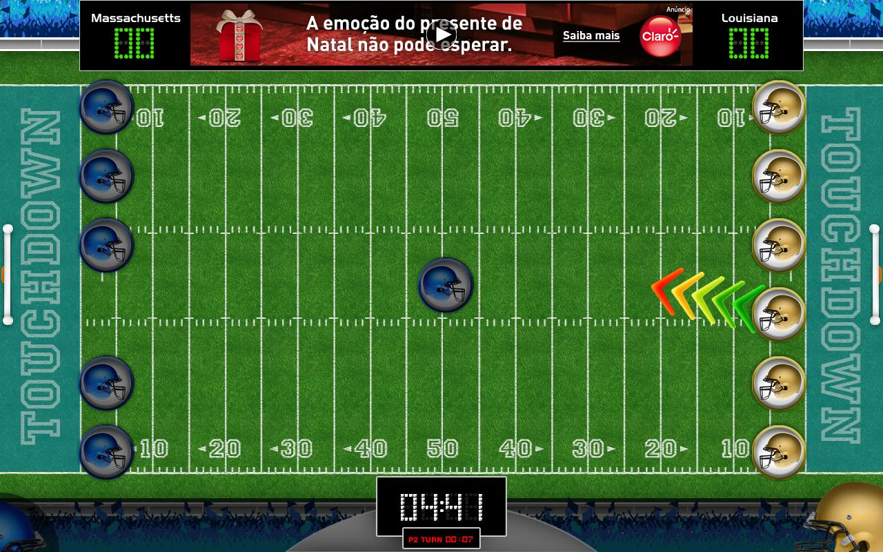 Button Football HD- screenshot