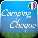 Guida Camping Cheque icon