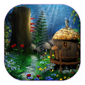 Fairy Tale Live Wallpaper icon