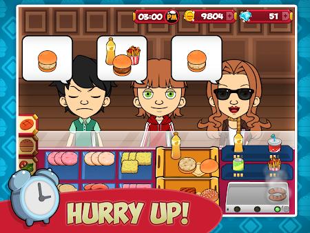 My Burger Shop - Fast Food 1.0.9 screenshot 100311