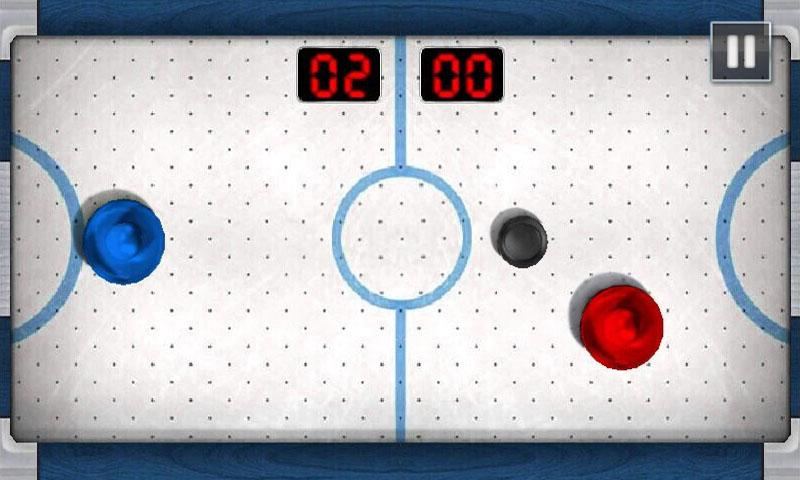 Ice Hockey 3D - screenshot