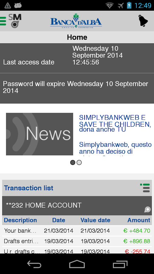 Banca D Alba Mobile Android Apps On Google Play
