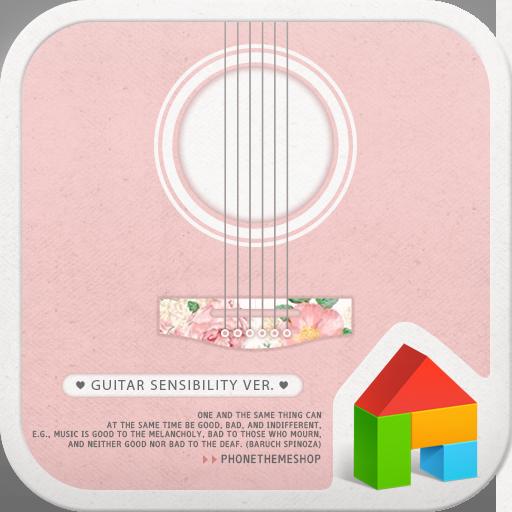 Guitar DodolLauncherTheme