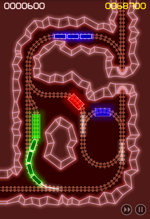 ElectroTrains- screenshot