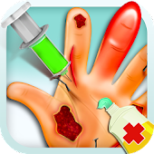Crazy Hand Doctor - Fun Game