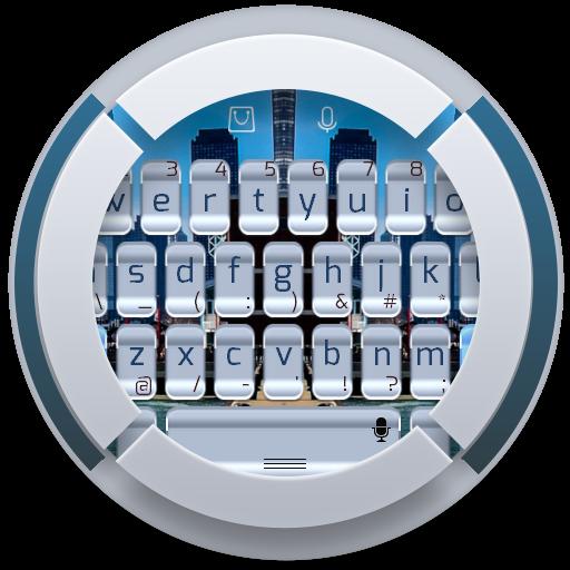 オーシャンシティキーボード 個人化 App LOGO-APP試玩