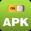 Bật Cài đặt APK icon