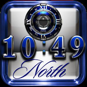 Download App North Empire Digital Clock - iPhone App