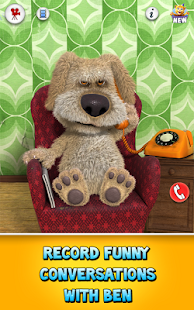Talking Ben the Dog Free - screenshot thumbnail