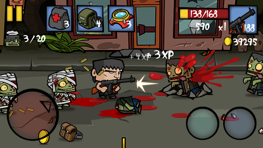 Zombie Age 2 1.2.2 Apk (Unlimited Money/Ammo) MOD 10