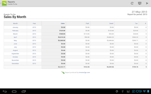 Invoice2go Plus - Invoice App - screenshot thumbnail