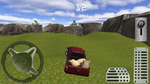 Yük Taşıma Oyunu 3D