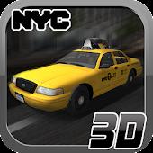 New York Taxi Driver Sim 3D