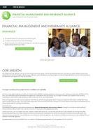 Screenshot of Financial Management and Insur