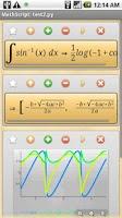 Screenshot of MathScript Scientific Calc