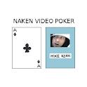 Naken Video Poker logo