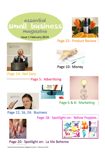 Essential Small Business Mag