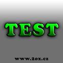 3D Test icon