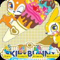 Colorful SkipBunny_SQTheme_ADW logo