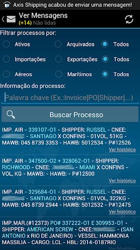 Axis Shipping