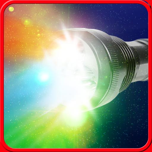 クレイジー懐中電灯。 個人化 App LOGO-APP試玩
