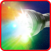 Download Crazy flashlight. APK on PC