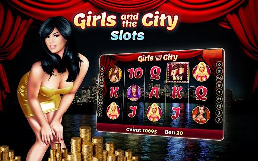 Hot Girls Slot Machine Pokies