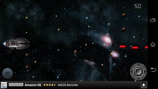 【免費動作App】Lyrids - Space Shooter-APP點子