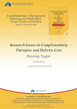 Research Issues in Complementary Therapies and Holistic Care