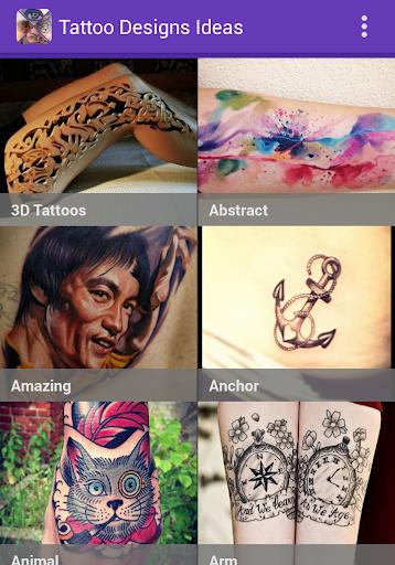 纹身设计理念