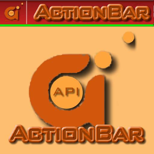 gnieActionBar API 生產應用 App Store-愛順發玩APP