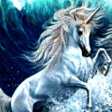 Wonderful Unicorn Live Wallpap icon