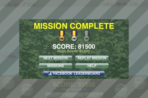 Elite Chopper- screenshot