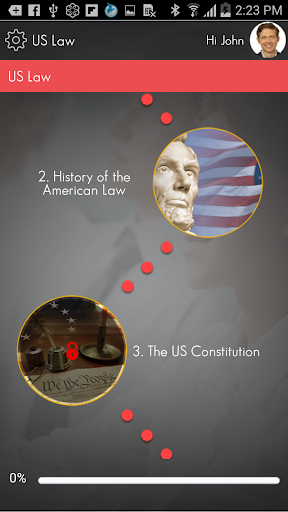 US Law by GoLearningBus