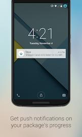 Slice: Package Tracker Screenshot 3