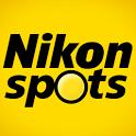 Nikon Spots icon