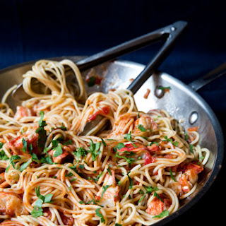 Spaghetti all'Astice (Spaghetti with Lobster).